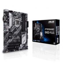 ASUS PRIME B460-PLUS INTEL B460 (LGA 1200) ATX 4XDDR4-2933 MHz PCI-E3.0 USB3.2 M.2 RAID VGA/DVI-D/HDMI PORT