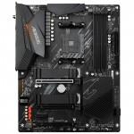 Gigabyte B550 AORUS ELITE AX V2 ATX For AMD Ryzen 3rd Gen CPU,AM4, B550, 4XDDRD Dimm. 2XM.2, Back I/O: 8XUSB, DP. HDMI, Lan Wifi AX+BT, HD Audio