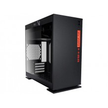 In-Win 301 (Black/Transparent)