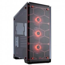 Corsair Crystal 570X RGB (Black/Red/Transparent)