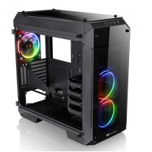 Thermaltake View 71 TG RGB (Black/Transparent)
