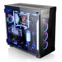 Thermaltake View 91 TG RGB (Black/Transparent)