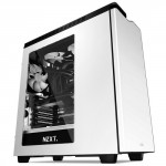 NZXT H440 MID TOWER CASE 2015 EDITION - WHITE (CA-H442W-W1)