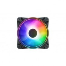 Deepcool CF120 Plus 3 In 1 Customisable Dual Ring RGB LED Fans, 120mm (3-Pack)