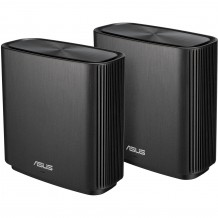 ASUS ZenWiFi CT8 Mesh Wi-Fi System - 2 Pack, MU-MIMO, Tri-Band AC3000, 4 x Gigabit Ethernet Port