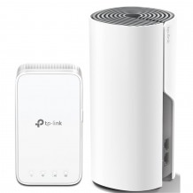 TP-Link Deco E3 Whole-Home Mesh Wi-Fi System - 2 Pack, MU-MIMO, Dual-Band AC1200, 2 x LAN Ports