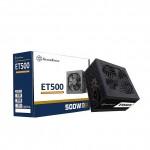 Silverstone ET500 Essential 500W ATX 85/88/85 MEPS PSU