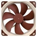 Noctua NF-A14 FLX 140mm 3-Pin Fan, 1200/1050/900RPM