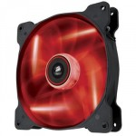 Corsair AF140 140MM QUIET EDITION SINGAL PACK - Red LED Illumination