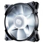 CoolerMaster JetFlo 120 White LED Fan ultra-thin