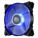 CoolerMaster JetFlo 120 Blue LED Fan ultra-thin