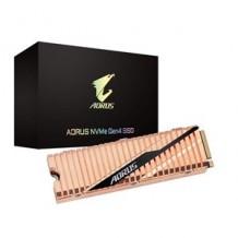 Gigabyte AORUS 1TB M.2 PCIe4.0 x 4 NVMe SSD -1TB, M.2 (2280) PCIe 4.0 (x4) NVMe SSD, 3D TLC, 5000MB/s Read, 4400MB/s Write