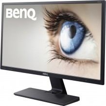 "BenQ G GW2470HL 23.8"" Monitor, Full HD 1920 x 1080, HDMI/VGA, Glossy Black/Textured Black"