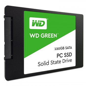 "WD Green PC SSD 2.5"" SATA III 120GB"