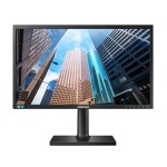 Samsung S24E450D 24 INCH (16:9) LED BUSINESS MONITOR,1920X1080,5MS, D SUB, DVI, DP, HEIGHT ADJUST, VESA, 3YRS WARRANT