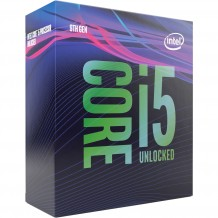 Intel Core i5 9600K 3.7GHz Socket 1151-2 Box without Cooler