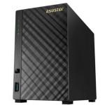 Asustor AS3102T 2 Bay Intel Celeron 1.6GHz Dual Core 2GB NAS