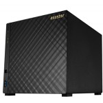 Asustor AS3104T 4 Bay Intel Celeron 1.6GHz Dual Core 2GB NAS