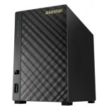 Asustor AS3202T 2 Bay Intel Celeron 1.6GHz Quad Core 2GB NAS