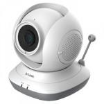 D-Link DCS-855L Wi-Fi Baby Camera , Mechanical Pan & Tilt