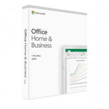 Microsoft Office Home & Business 2019 No Media 1 PC/MAC
