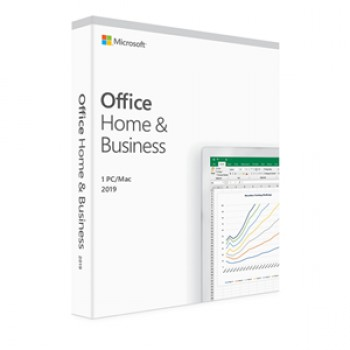 Microsoft Office Home & Business 2019 No Media 1 PC/MAC