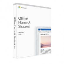Microsoft Office Home & Student 2019 No Media 1 PC/MAC