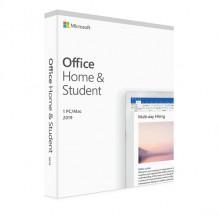 Microsoft Office Home & Student 2019 No Media 1 PC/MAC
