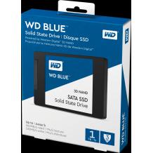 """WD Blue 3D NAND SSD 2.5"""" SATA III 1TB"""