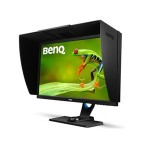 BENQ SW2700PT 27'' PHOTOGRAPHER MONITOR WIITH 99% ADOBE RGB WITH IPS TECH,100% SRGB ,2560X1440 (2K) 5MS GTG, 20M:1 DCR