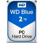 "WD 2TB Blue Edition 3.5"" SATA3 Internal HDD 5400RPM 256M CACHE"
