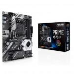 ASUS PRIME X570-P/CSM ATX For AMD Ryzen 2nd/3rd Gen CPU,AM4, X570, 2XM.2, 2XPCIE 4.0 X16, 3XPCIE X1, 8XUSB, HDMI, LAN, Internal I/O: 2XUSB3.1,. 2XUSB2.0, 1X 12V RGB Header, 1X 5V RGB Header.